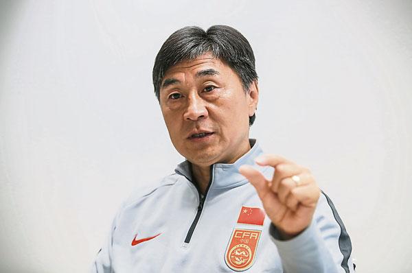 东京奥运会 中国女足强化技战术 贾秀全:快马加鞭