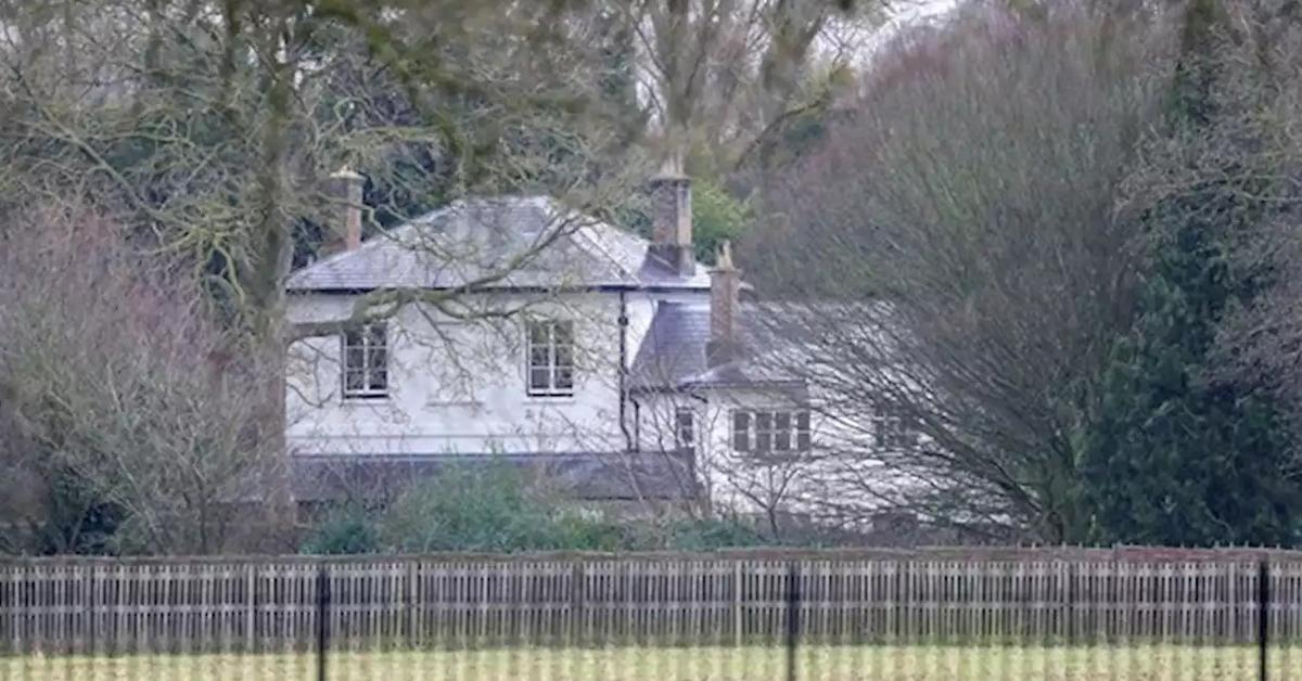 哈里王子夫妻在英国的居所——浮若阁摩尔宫。