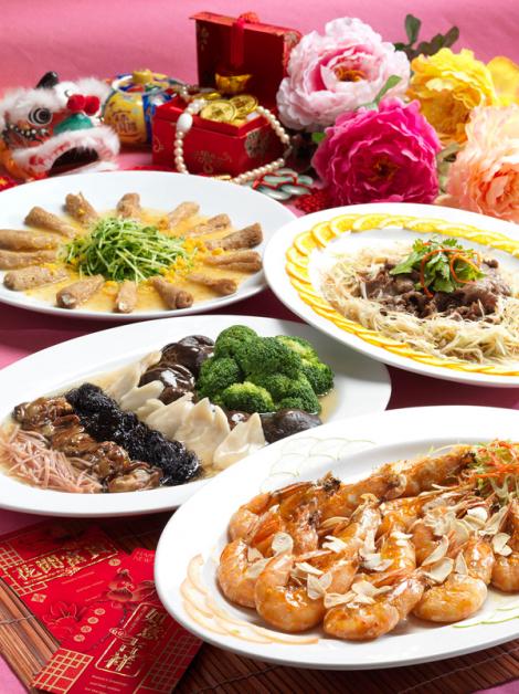 KONTIKI餐馆元宵节自助午餐。