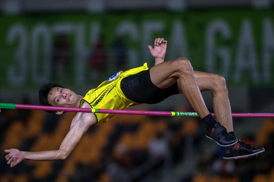 李合伟希望延续去年的好状态,从而获得再战奥运的机会。