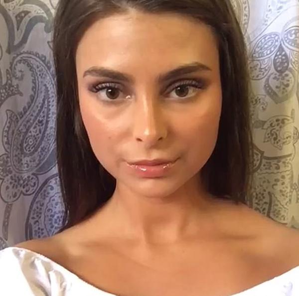 """乌克兰19岁少女卡蒂雅近日透过知名包养网站""""灰姑娘伴游""""贩卖""""初夜""""。"""