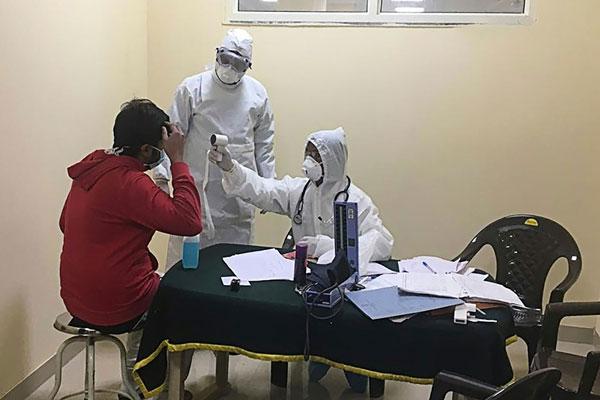 中国官方专家: 武汉肺炎病毒可存活5天
