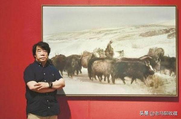 中国水彩画大师  刘寿祥不敌武汉肺炎