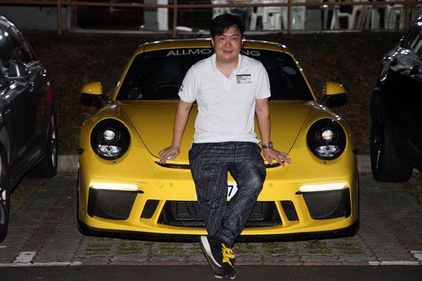 吴聪只想帮助人,没想到此事会引起网民关注。