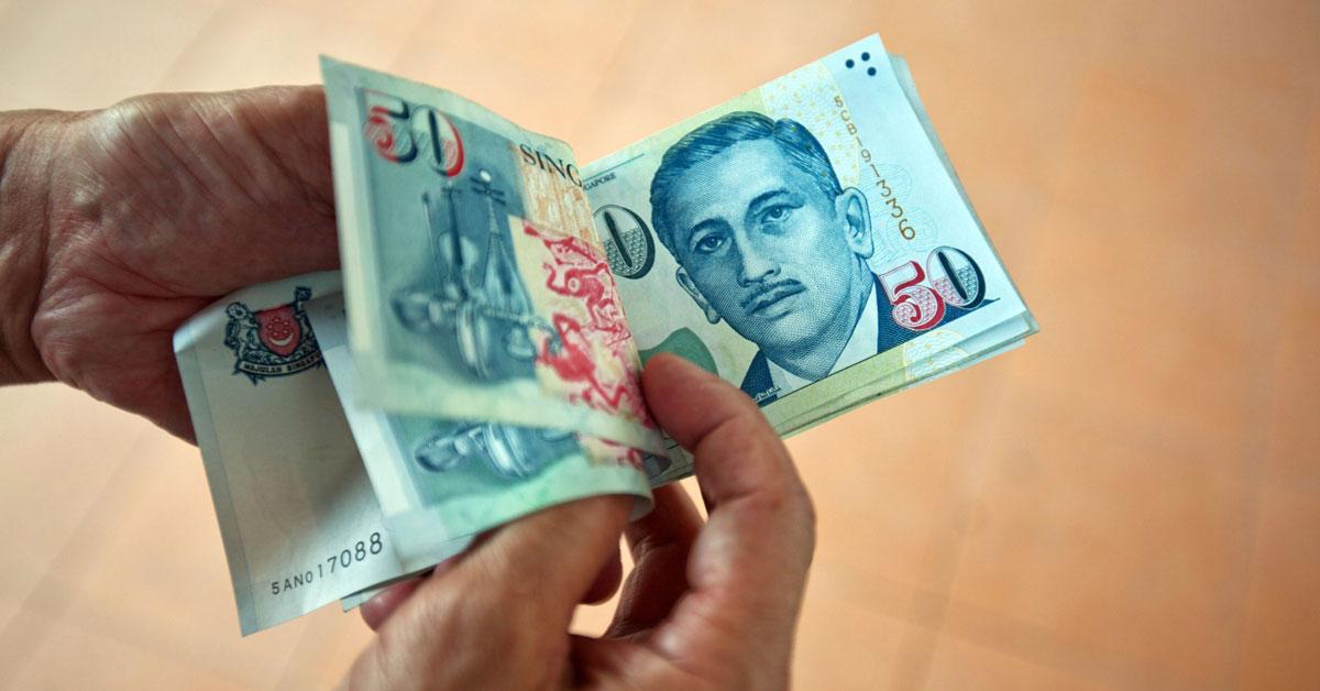 经济学家指出,新加坡金管局若出手大幅干预新元,新元或贬至1.40水平。(档案照)