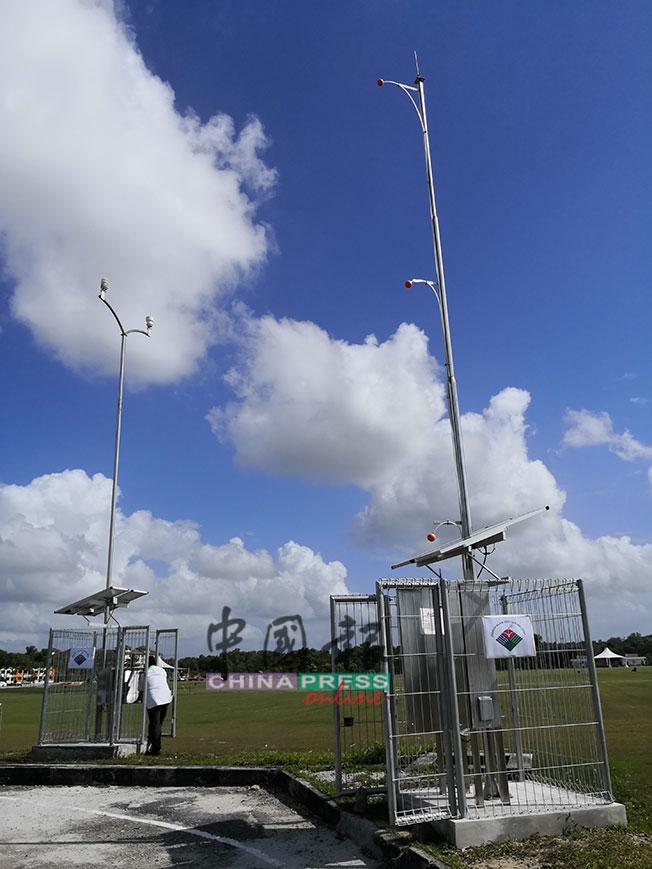 能源、工艺、科学、气候变化及环境部在巴西古当一带,设立共25台光离子化气体检测器,以及时掌握空气污染肇因。