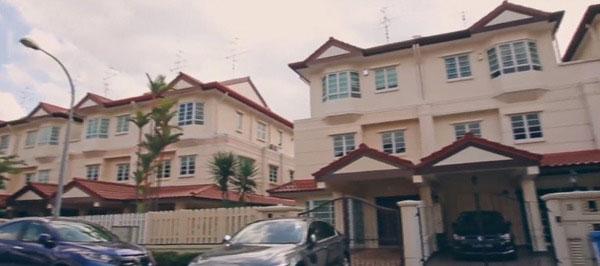 许绍雄一家移居新加坡住大屋,4000尺复式豪宅曝光。