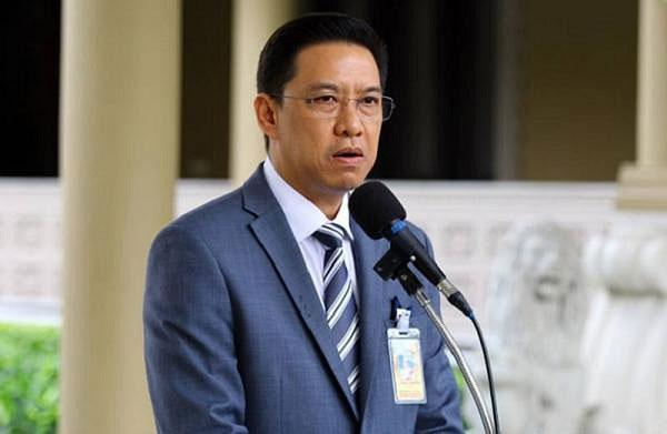 泰国数码经济和社会部部长普提蓬