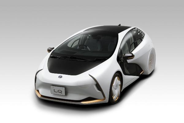 日本丰田纺织株式会社与科思创,共同为丰田汽车全新电动概念车LQ开发新型聚氨酯复合材料。