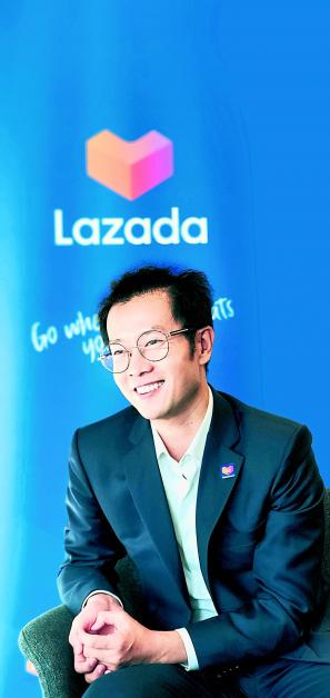Lazada马来西亚总执行长周南