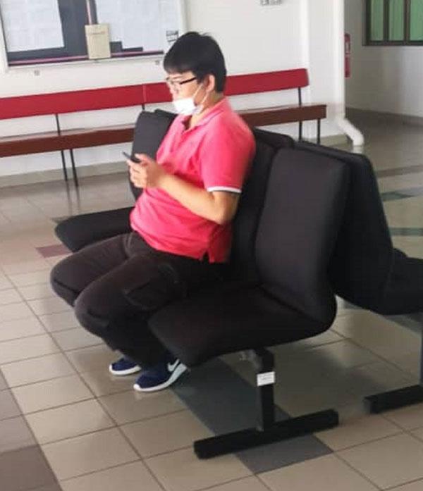 华裔男子因在行动管制令期间,凌晨从吉隆坡驱车返马六甲而被控上法庭,被罚款1000令吉。