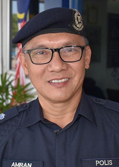 庇劳警区主任安南。