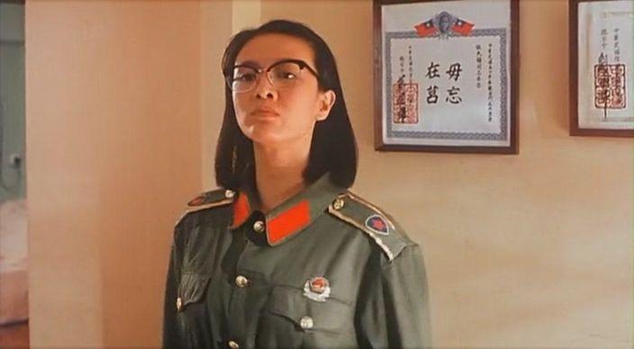 郑裕玲演表姐令人拍案叫绝。