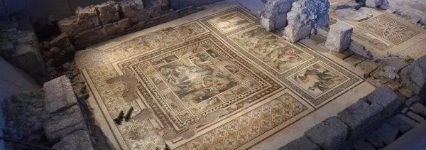安塔基亚博物馆酒店下方的安提阿遗址,具有珍贵的历史意义。图/Museum Hotel Antakya