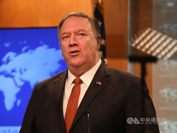 美国国务卿蓬佩奥。