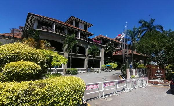 不堪受到新冠肺炎(2019冠状病毒疾病)蔓延打击,甲皇冠酒店宣布结束营业。