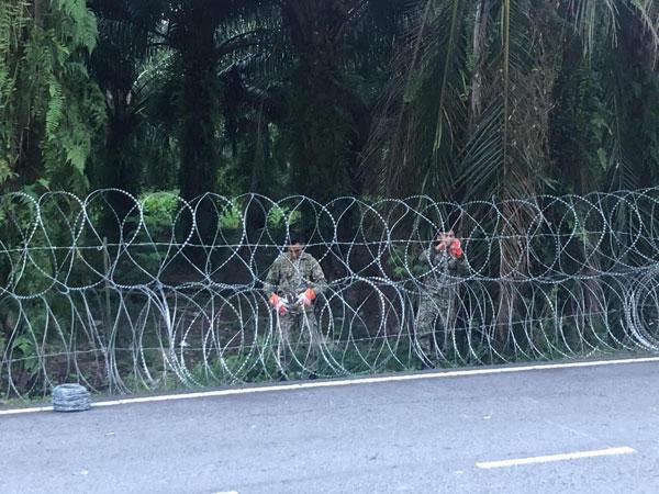 行动管制 藏多个外劳宿舍 瓜冷3花园大封锁!