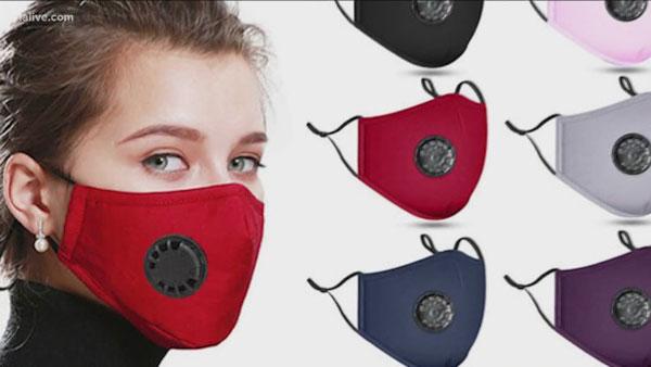 """愈来愈多专家指出,有""""呼吸阀""""的口罩的防疫效果相当有限,甚至比没有呼吸阀的口罩还来得差。"""