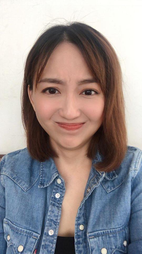 因对难打理的长发苦恼不已,李欣怡毅然决定自己动刀剪发!