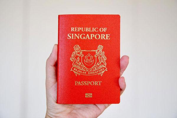 新加坡护照
