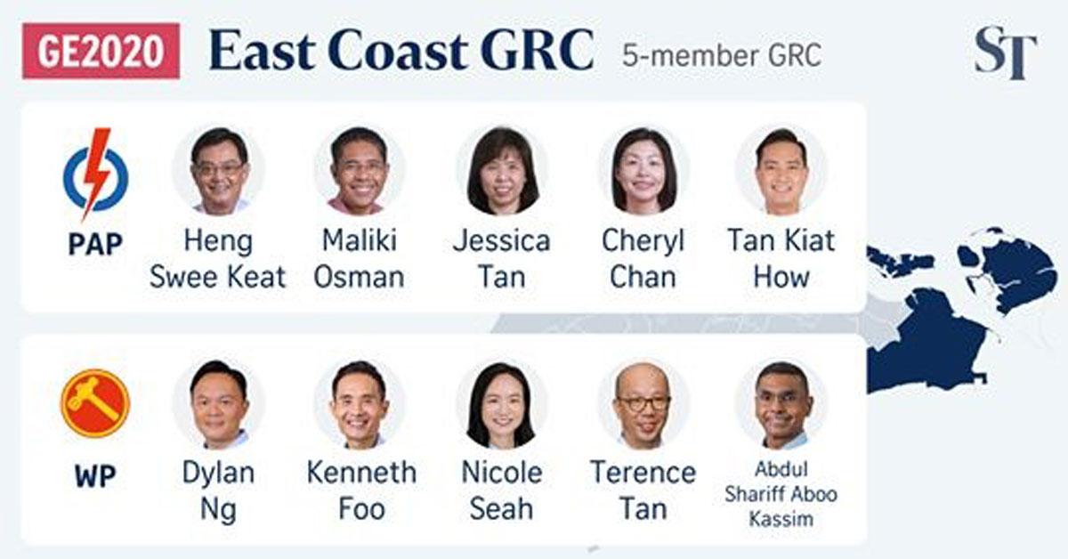 图取自新加坡海峡时报面子书专页