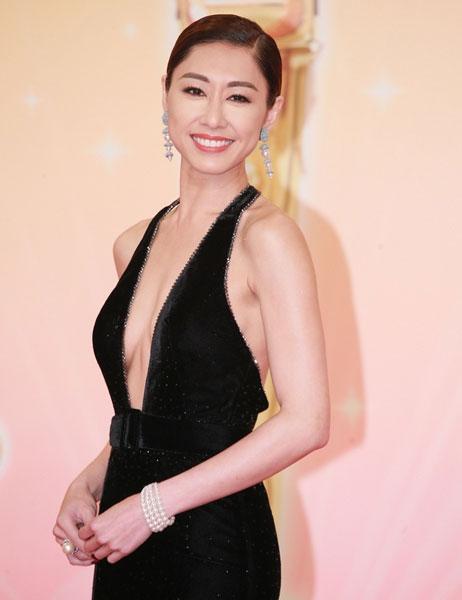 有传即将续约TVB的胡定欣,或成为首批签这项加辣新条款的艺人。图/互联网