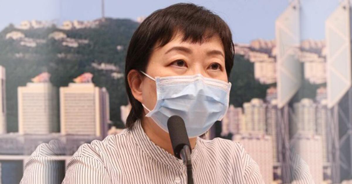 香港卫生署卫生防护中心传染病处主任张竹君。(档案照)
