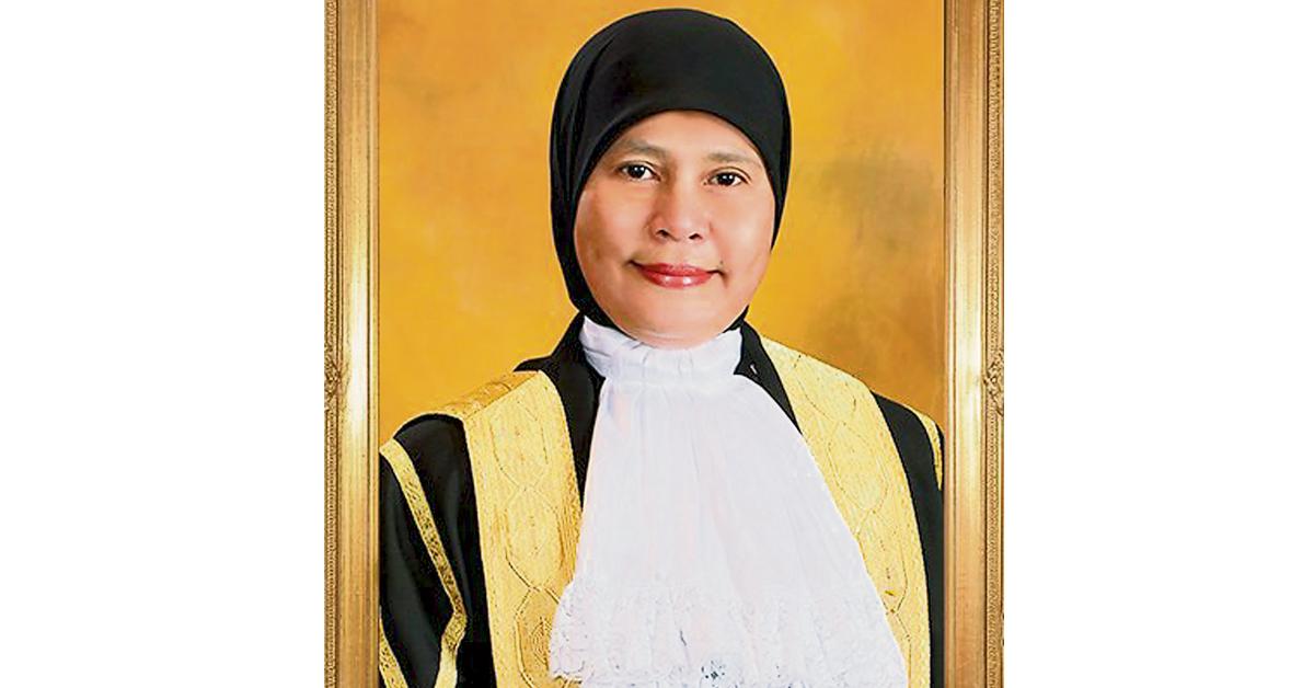 我国独立来终于迎来首位女性联邦法院首席大法官东姑麦蒙。