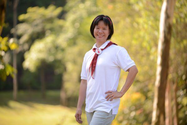 红姐姐工作室创办人洪绣晴