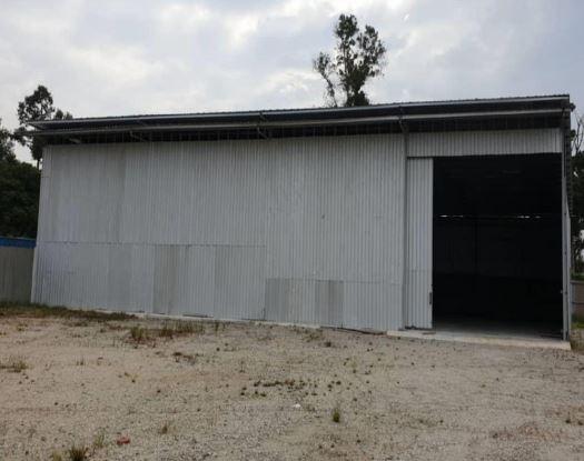 走私香烟集团用于存放走私烟的仓库。