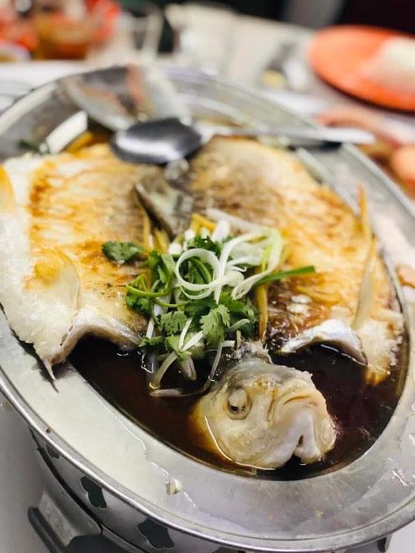 自带吉赖鱼,每碟煮费60令吉。