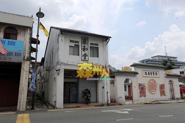泰和堂民俗文化馆是芙蓉百年老街谭阳路的一部分,市政局有意与周边景点串连,成为推广老街文化旅游的其中一站。