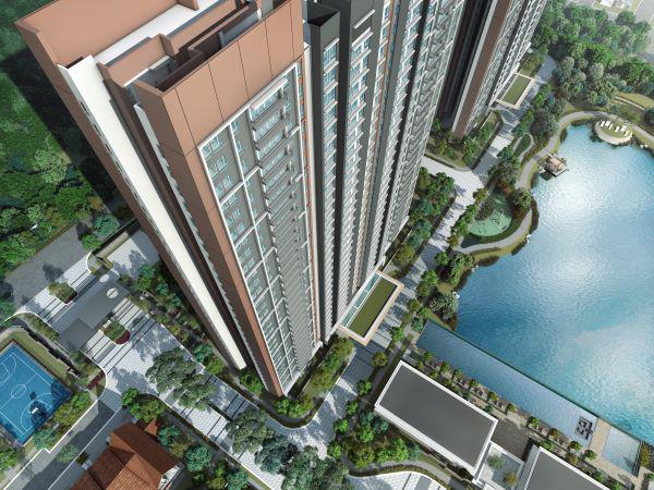 吉隆坡蕉赖Emerald Hills