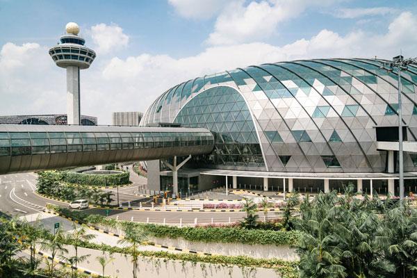 新加坡樟宜机场 (档案照)
