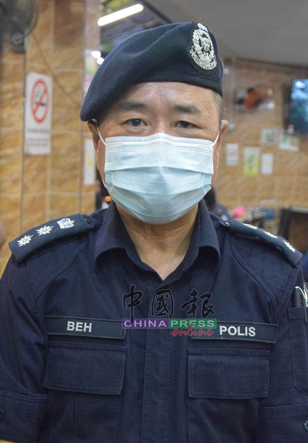 马永来:除了犯下刑事案,违法者不会被扣上手铐。
