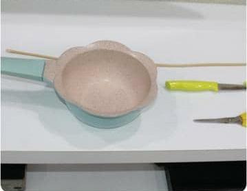 嫌犯使用陶瓷碗、剪刀和刀子刮伤女佣。