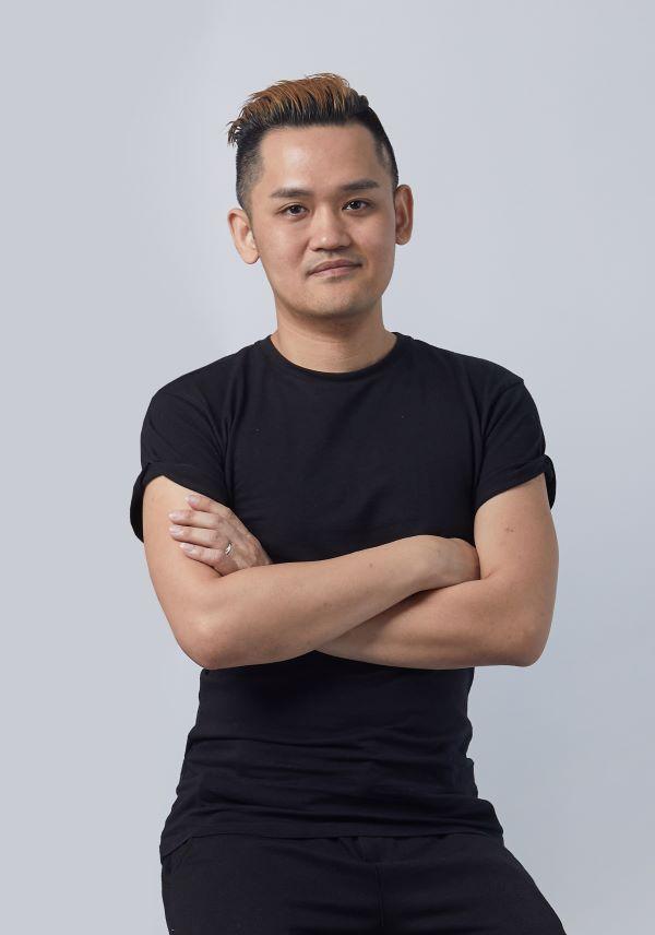 TSUBAKI创办人兼艺术总监─林杰。