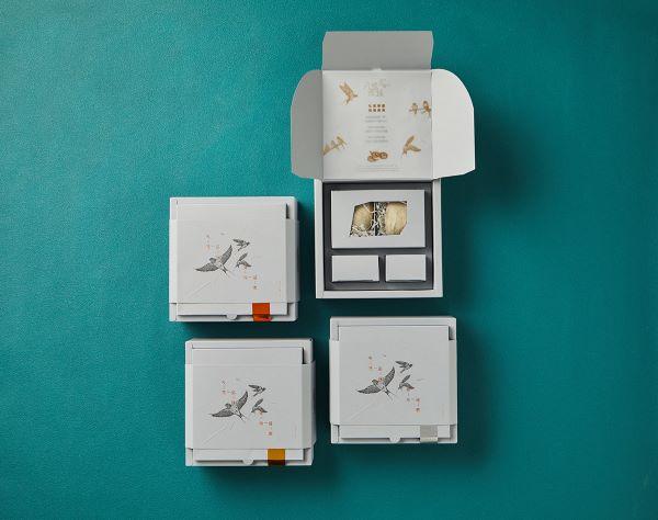 获奖无数的八号燕铺品牌包装。