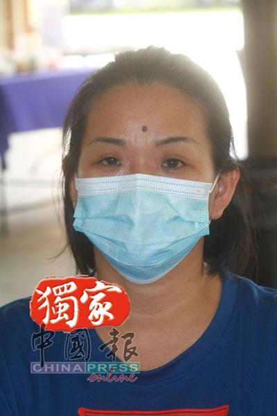 蔡美青:捐器官让儿子遗爱人间。