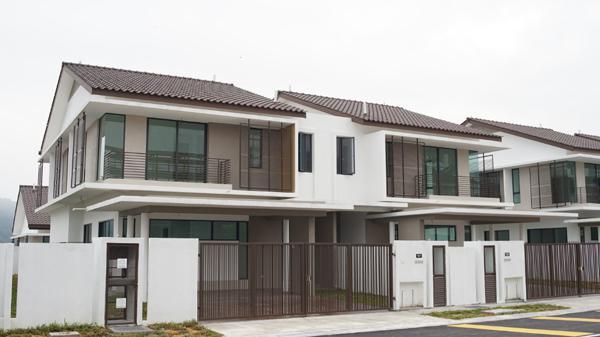 崧之苑半独立式洋房于2018年开始对外发售,而且已获完工证(CCC),可马上入住。