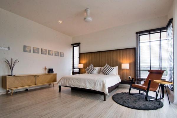 典雅设计及宽敞的主人房,绝对是购屋者的首选。(A款)