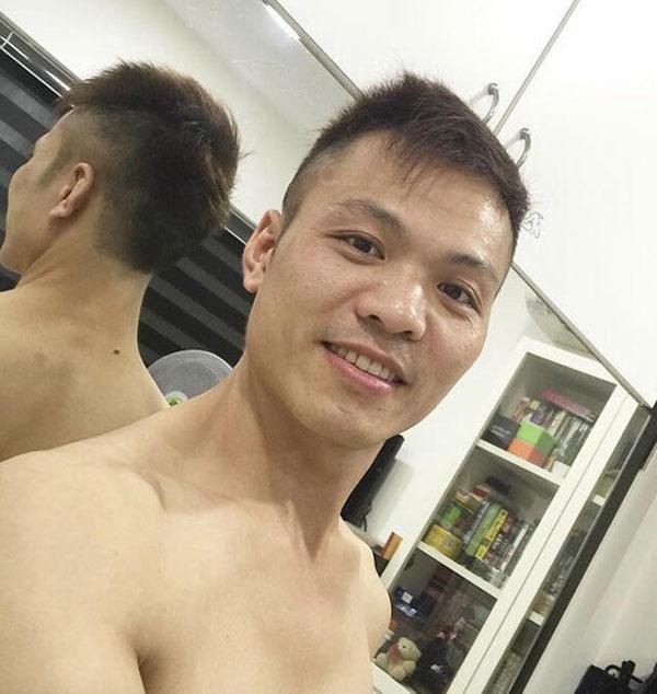 足疗店老板冉伟东(译音)被控非礼。