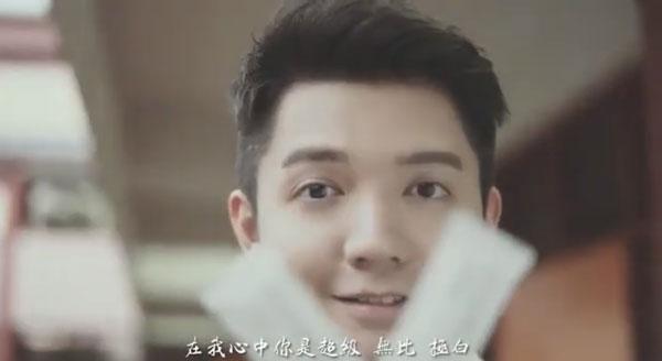 朱浩仁歌词中的粗口谐音,同样引起网民热议。