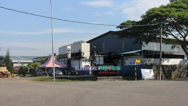 武吉巴西柔叻工业区内近一个月内3次爆发感染。