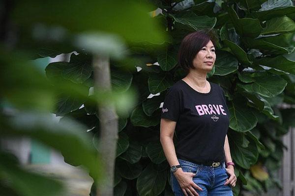 王朱莉(图取自《新报》)