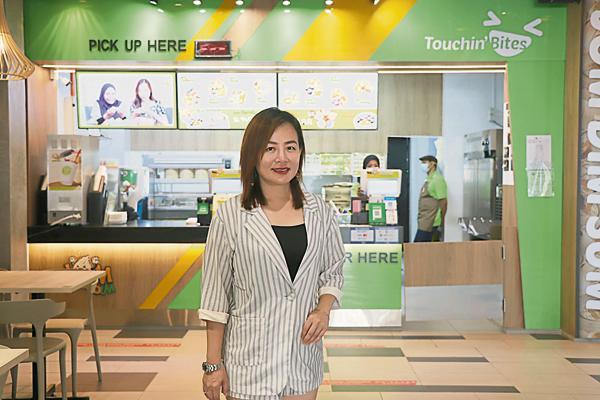 郑惠浓积极求变,让她在逆境中找到新出路。