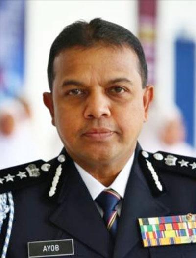 阿育甘:警方确认29岁印裔男子的身分。