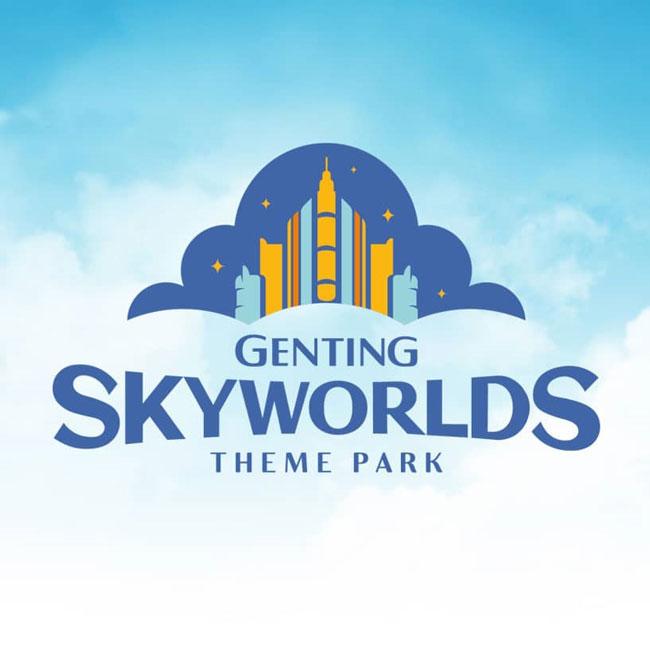 云顶天城世界的标志