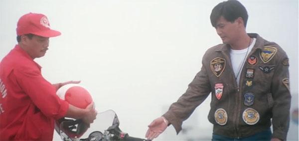 吴孟达和周润发误会冰释后,合作《阿郎的故事》。