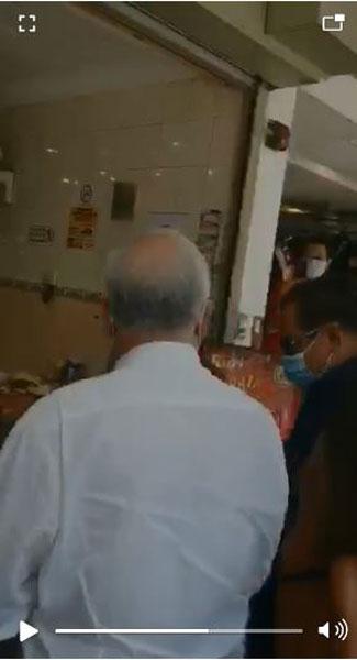 纳吉直接步入鸡饭店。